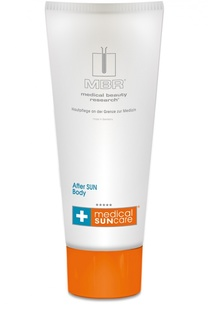 Лосьон для лица Medical Sun Care After Sun Medical Beauty Research