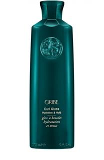 Гель-блеск для увлажнения и фиксации вьющихся волос Oribe