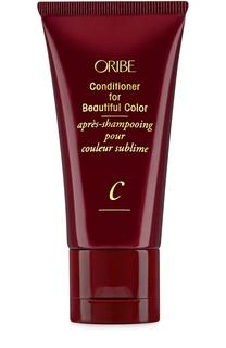 Кондиционер для окрашенных волос Великолепие цвета (тревел-формат) Oribe