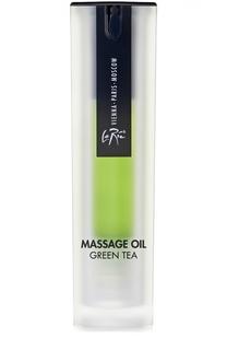 Массажное масло для рук Зеленый чай La Ric