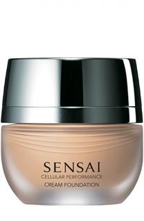 Тональный крем для лица, тон CF22 Sensai