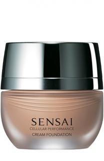Тональный крем для лица, тон CF24 Sensai