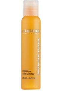 Шампунь для поврежденных солнцем волос и кожи головы La Biosthetique