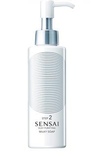 Мыльное молочко для лица Sensai