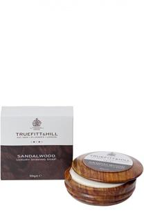 Люкс-мыло для бритья в деревянной чаше Sandalwood Truefitt&Hill Truefitt&;Hill