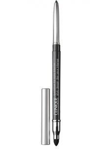 Автоматический карандаш для глаз с растушевкой, оттенок Intense Ebony Clinique