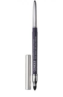 Автоматический карандаш для глаз с растушевкой, оттенок Intense Plum Clinique