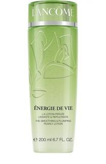 Преображающий лосьон для гладкой и сияющей кожи Énergie De Vie Lancome