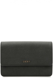 Сумка Bryant Park из сафьяновой кожи на цепочке DKNY