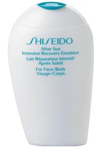 Восстанавливающая эмульсия после пребывания на солнце Shiseido