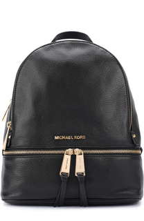 Кожаный рюкзак Rhea medium MICHAEL Michael Kors
