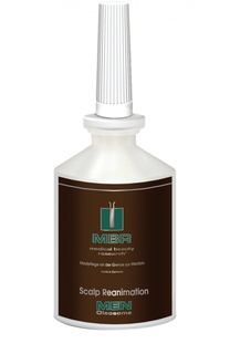 Мужской восстанавливающий тоник для волос Oleosome Scalp Reanimation Medical Beauty Research
