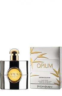 Парфюмерная вода Opium Silver Edition YSL
