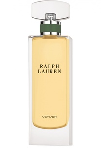 Парфюмерная вода Collection Vetiver Ralph Lauren
