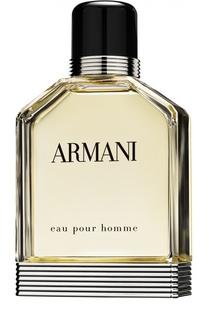 Туалетная вода Eau Pour Homme Giorgio Armani