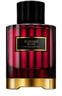Парфюмерная вода Burning Rose Carolina Herrera