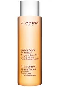 Тонирующий лосьон для очень сухой кожи Clarins