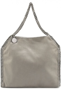 Сумка-тоут Falabella Shaggy Deer small из эко-кожи Stella McCartney