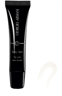 Бальзам для губ Him/Her Lip Care, оттенок 01 Giorgio Armani