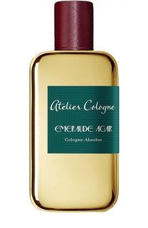 Парфюмерная вода Emeraude Agar Atelier Cologne