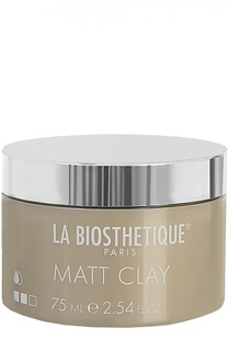 Структурирующая и моделирующая паста Matt Clay La Biosthetique