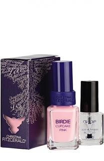 Лак для ногтей Birdie + Bond-подготовка Christina Fitzgerald