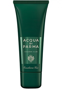 Эмульсия для лица Colonia Club Acqua di Parma