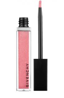 Блеск для губ Gloss Interdit, оттенок № 01 Capricious Pink Givenchy
