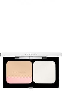 Компактное тональное средство Teint Couture №3 Elegant Sand Givenchy