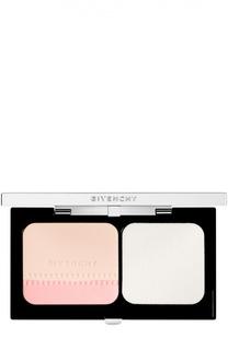 Компактное тональное средство Teint Couture №2 Elegant Shell Givenchy