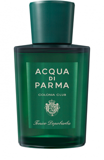 Лосьон после бритья Colonia Club Acqua di Parma
