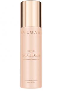 Молочко для тела Rose Goldea BVLGARI