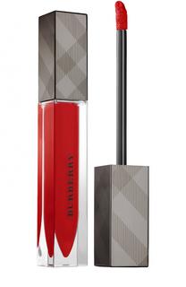 Увлажняющий блеск для губ, оттенок 109 Military Red Burberry