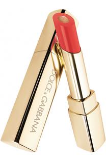 Помада-блеск для губ Passion Duo, оттенок 145 Tropical Coral Dolce & Gabbana