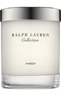Свеча Amber Ralph Lauren