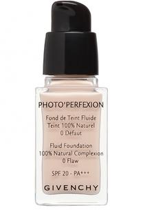 Тональный крем PhotoPerfexion SPF20, оттенок 4 Perfect Vanilla Givenchy