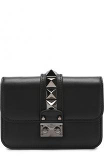 Сумка Glam Lock Noir mini Valentino