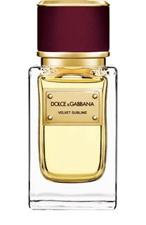 Парфюмерная вода Velvet Collection Sublime Dolce & Gabbana