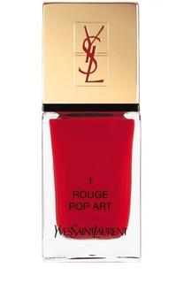 La Laque Couture Лак для ногтей №1 YSL