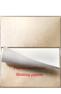 Сменный блок матирующих салфеток Papiers Matifiants Clarins