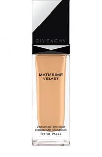 Тональное средство Matissime Velvet SPF 20-PA+++, оттенок 05 Givenchy