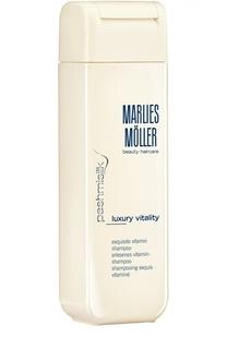 Витаминный шампунь для волос Marlies Moller