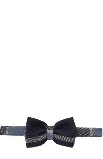 Галстук-бабочка из шерсти Dolce & Gabbana