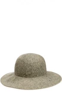 Шляпа из шерсти с полями Il Trenino