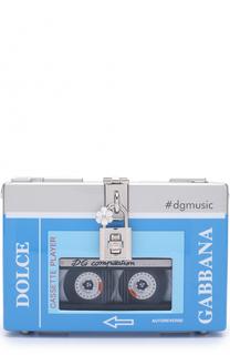 Клатч Dolce Box Walkman Dolce & Gabbana