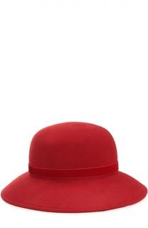 Шляпа из шерсти с лентой Il Trenino