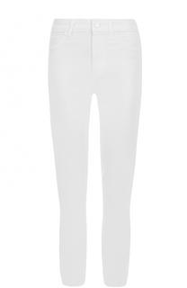 Укороченные джинсы-скинни с завышенной талией Paige