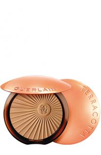 Водостойкая бронзирующая пудра Terracotta Sun Tonic 03 Guerlain