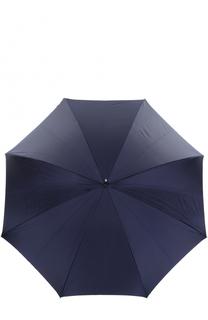 Зонт-трость с цветочным принтом Pasotti Ombrelli