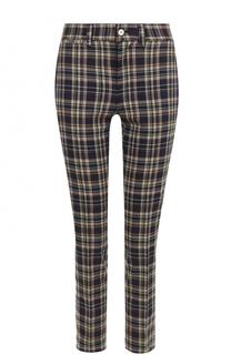 Укороченные брюки в клетку Polo Ralph Lauren